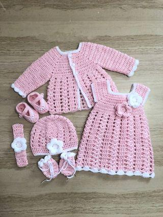 🚚 Crochet newborn sets