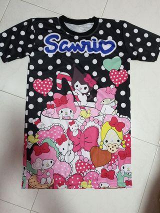 🚚 Sanrio Drifit Dress