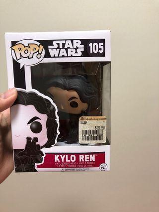 Star Wars Funko Pop Kylo Ren