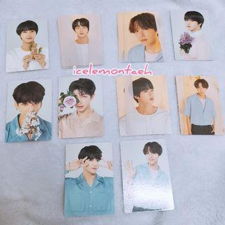 (PRICE REDUCED) BTS LOVE YOURSELF OFFICIAL PCS