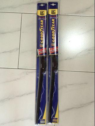 """Goodyear 24"""" 600mm Silicon Wiper Blade [NEW]"""