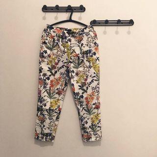 [NEW!] Marks & Spencer Floral Pants