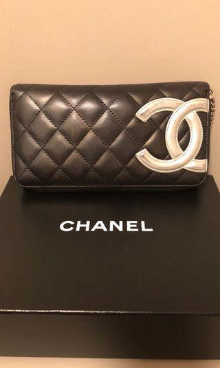 Chanel長銀包 Chanel Long Wallet
