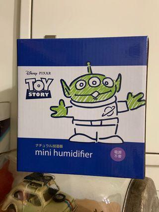 🚚 日本購回 玩具總動員 三眼怪 擺設商品 加濕器