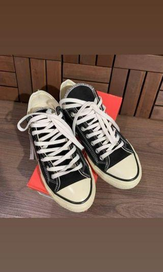 Converse 70's Black and white