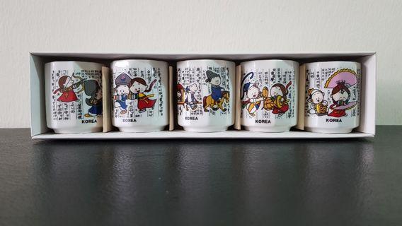 🚚 Korea Folkcraft Wine Cup