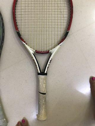 Adult tennis racket selling cheap