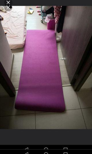 🚚 yoga mat silicon