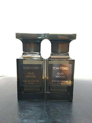 Perfume: Tom Ford Oud Wood 50ml No Box