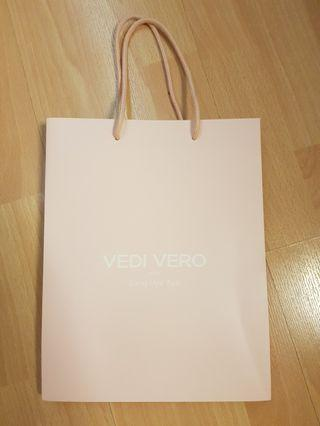 Vedi Vero with Song Hye Kyo paperbag