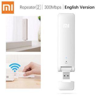 [SOLD] BNIB Xiaomi WiFi Repeater 2 extender USB dongle