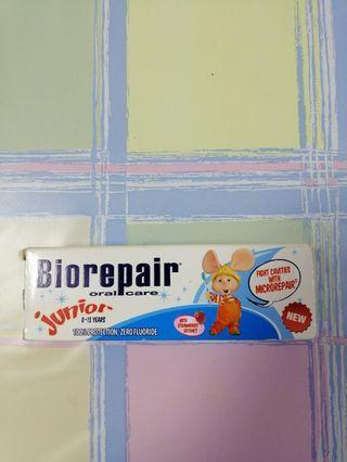 意大利製造的兒童牙膏