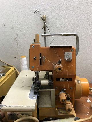 Belna serger Sewing Machine-