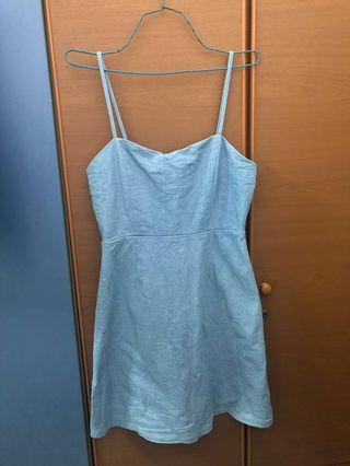 Playdress Blue dress