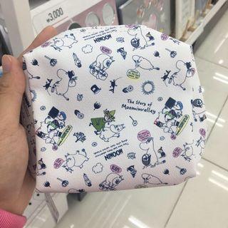 韓國嚕嚕米化妝包