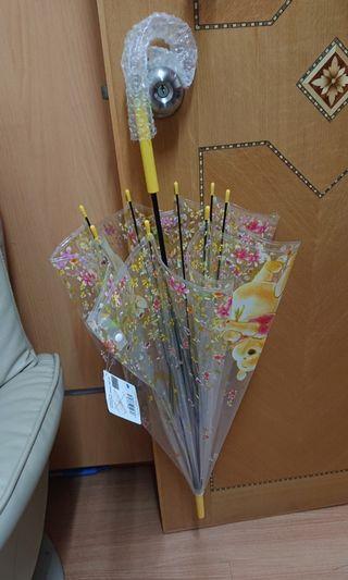 小熊維尼雨傘
