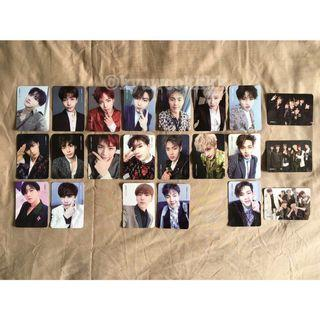 Monsta X The Clan Final Chapter Beautiful, Brilliant, Beside Version Photocards