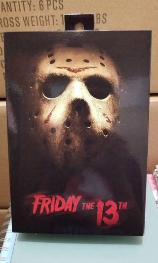 Neca Friday 13th Ultimate Jason (2009 Ver)