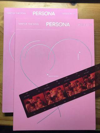 Map of the Soul: Persona 淨專