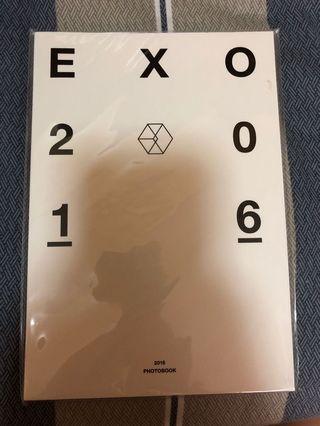 exo photobook 2016