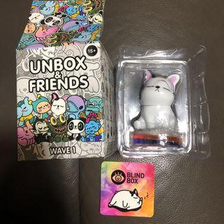 Unbox & Friends 小狗連幣