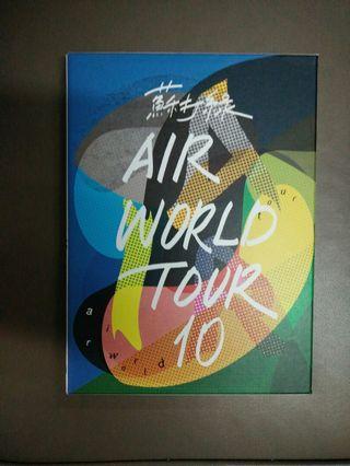 蘇打綠 air world tour 10