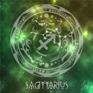 🚚 Sagittarius Mandala