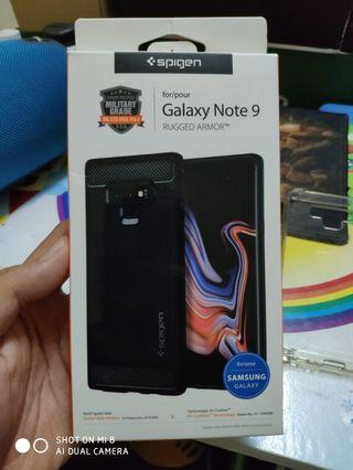 Galaxy Note 9 case Spigen Rugged Armor
