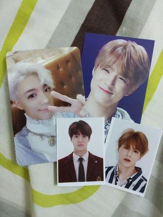 [TRADED!!!] nct dream Jeno we young album pc