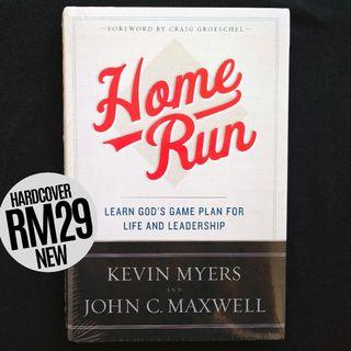 Home Run: Learn God's Game Plan for Life and Leadership (2015) by Kelvin Myers and John C. Maxwell