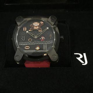 Rare Romain Jerome Moon Invader Donkey Kong Limited Edition