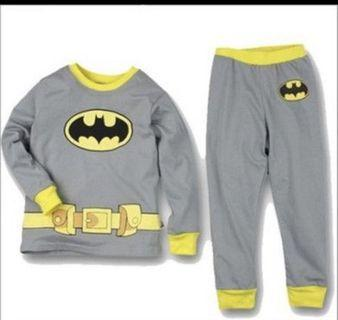 Last one !! $7.90 Batman pajamas for age 1-2 yrs old