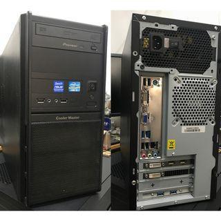 i5四核心gaming PC,i5,8GB,500GB,GTX 750