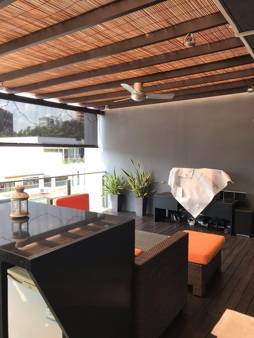 3.5 storey inter terrace JALAN PARAS