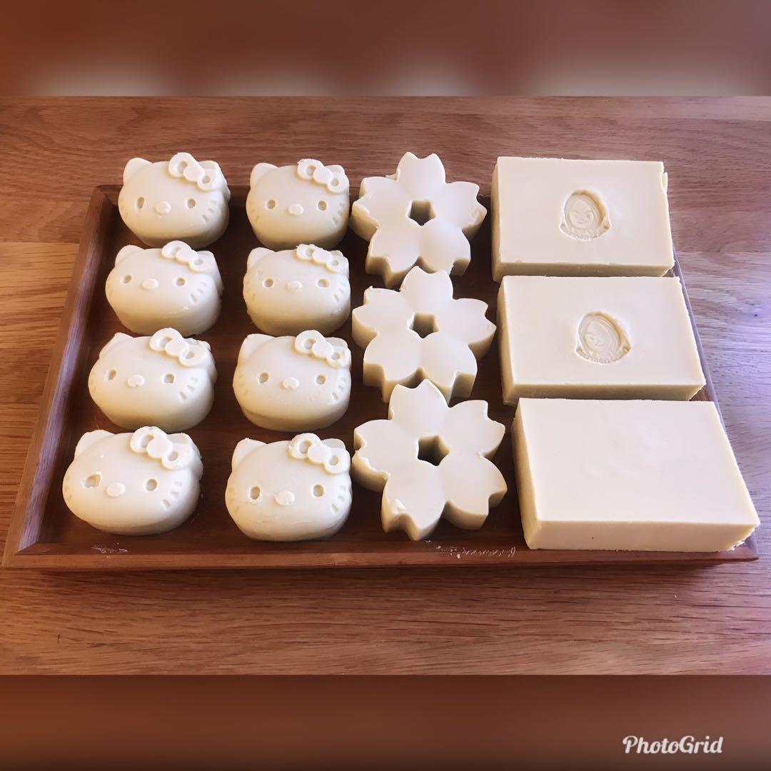 訂造母乳皂、人奶皂、牛奶金盞花或紫草根皂