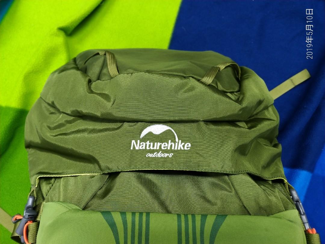 Naturehike , 接近全新,行山背囊 , 男裝中碼