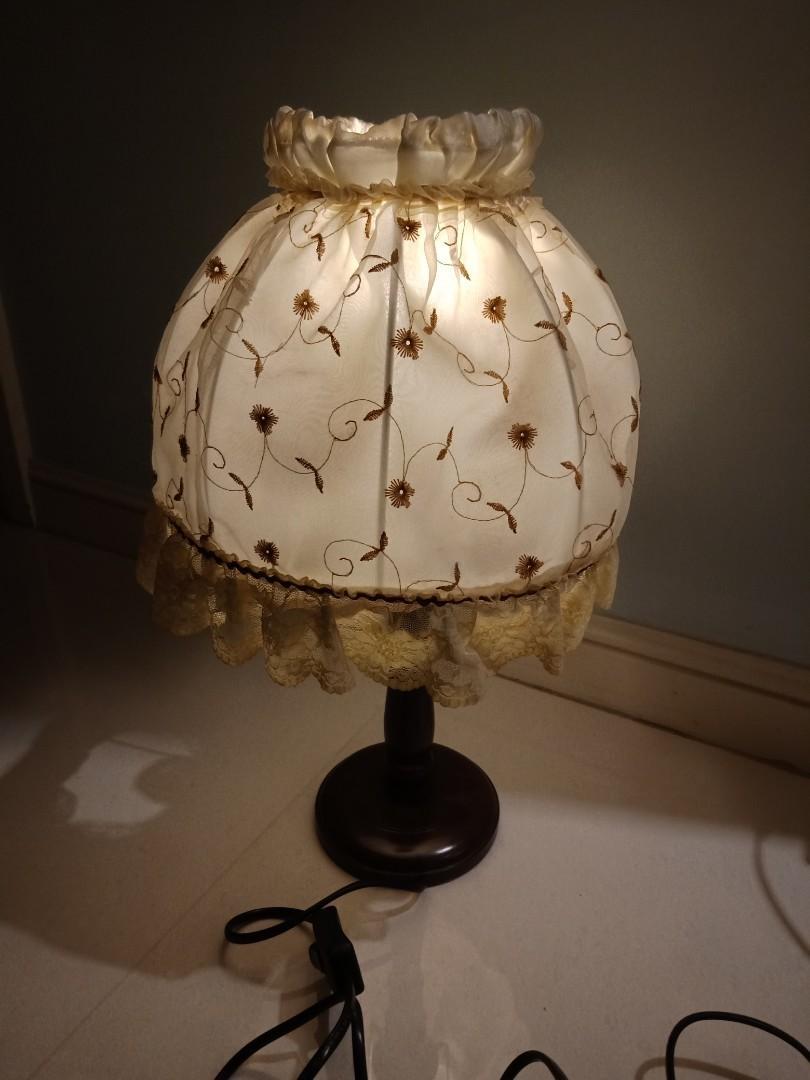 鄉村風檯燈