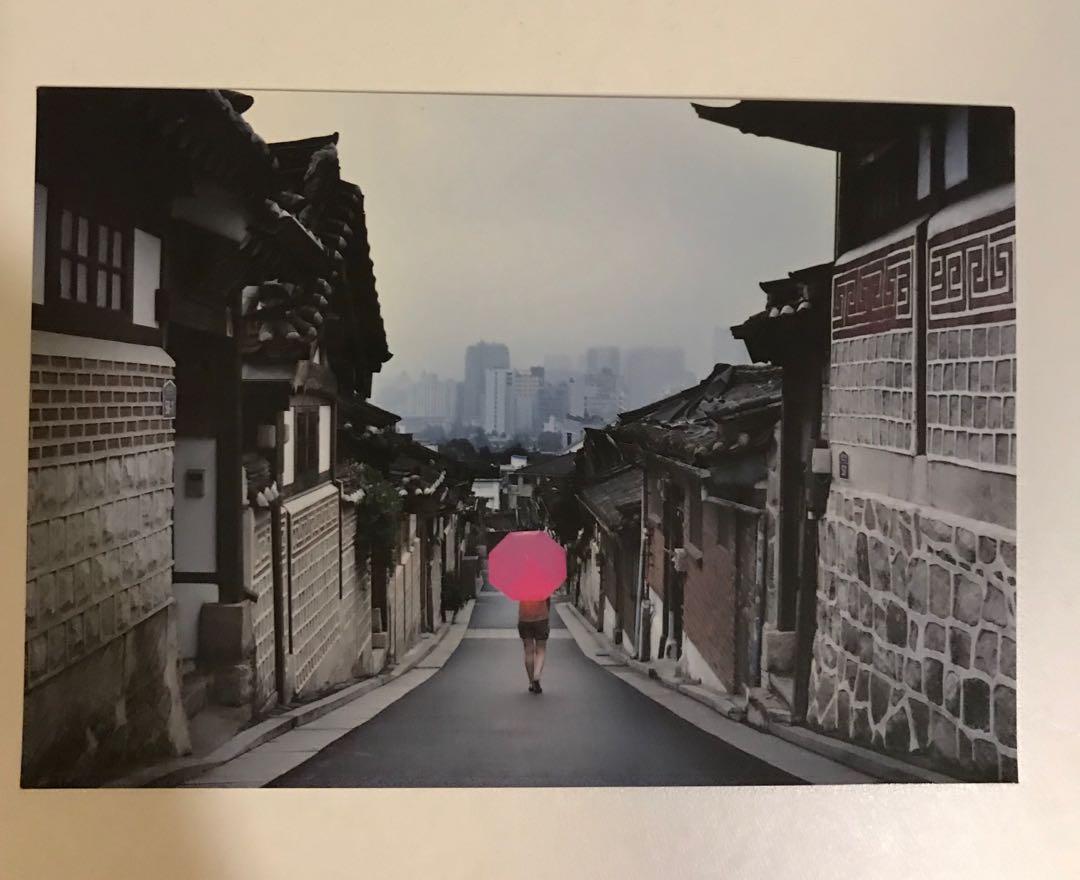 韓國名信片 Postcard Korea