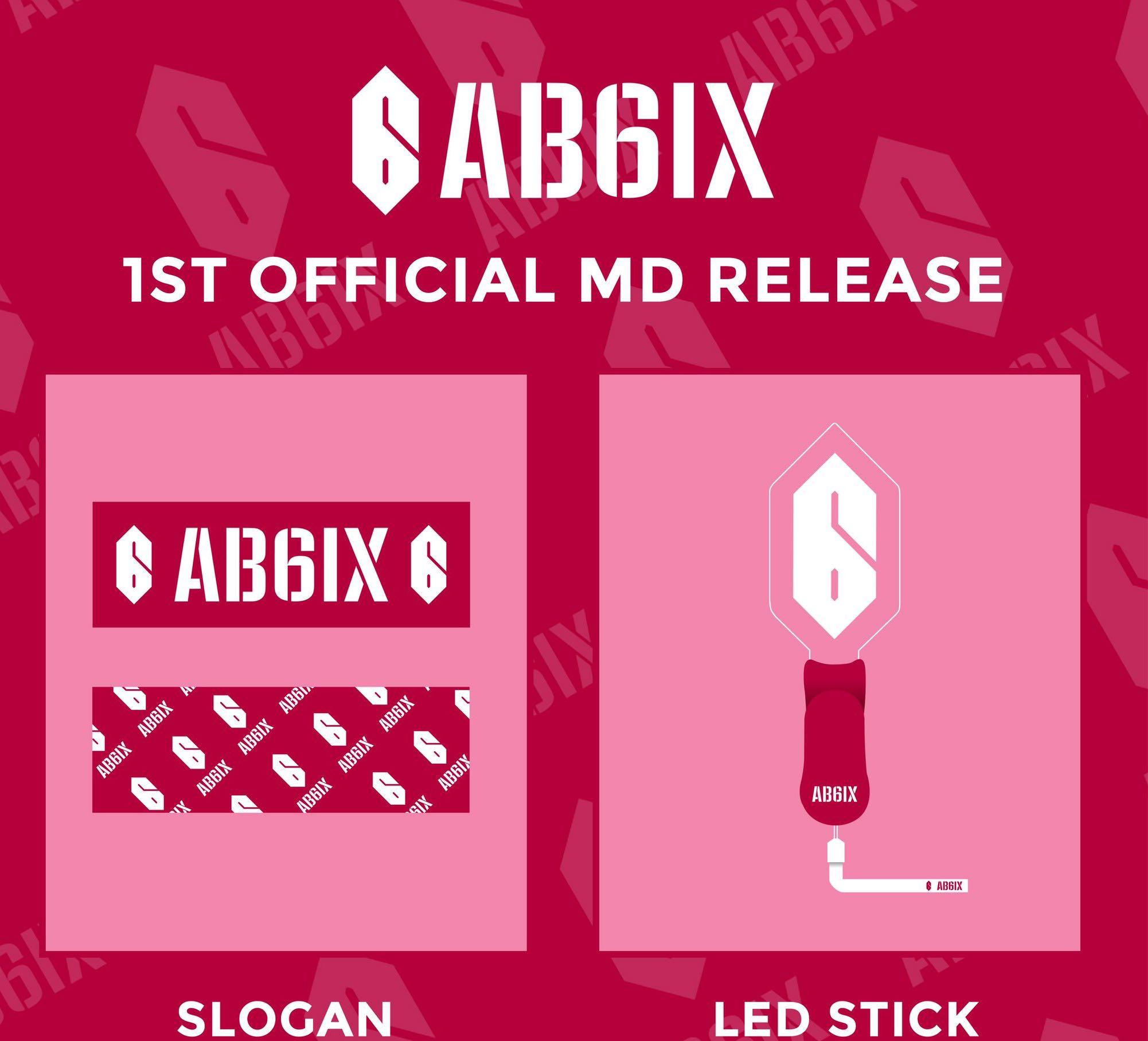 d3302dfff AB6IX Official Merchandise, Entertainment, K-Wave on Carousell