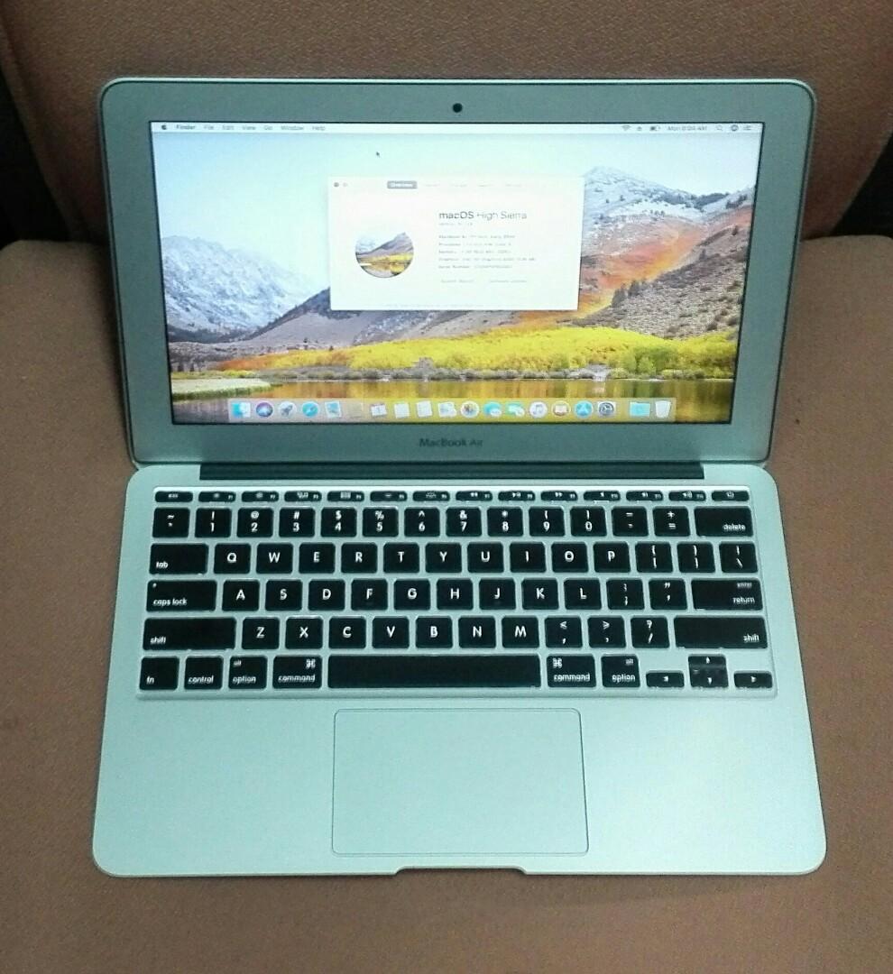 "Apple MacBook Air ""Core i5"" 1.4 11"" (Early 2014)"