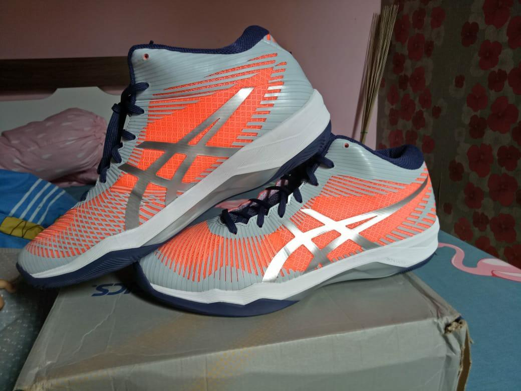 Asics volley elite ff mid