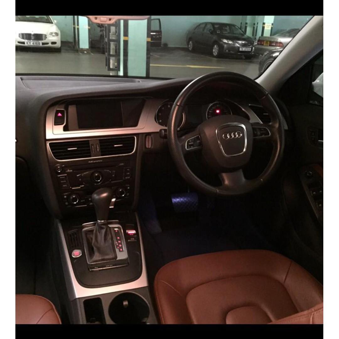 AUDI A4 2.0T 2010