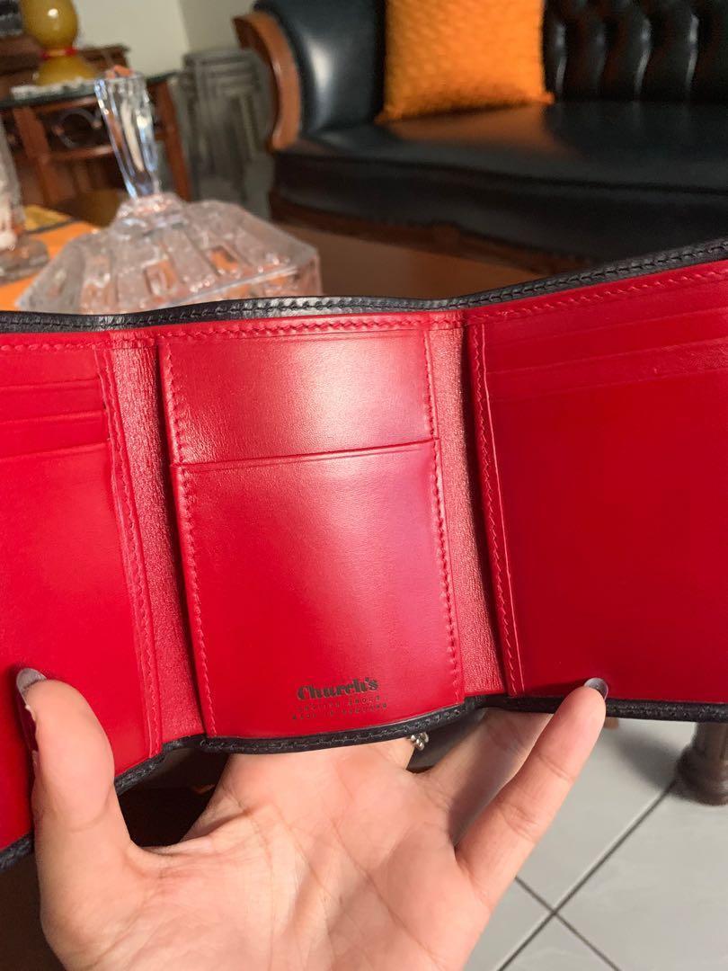 Authentic Church's Men Wallet
