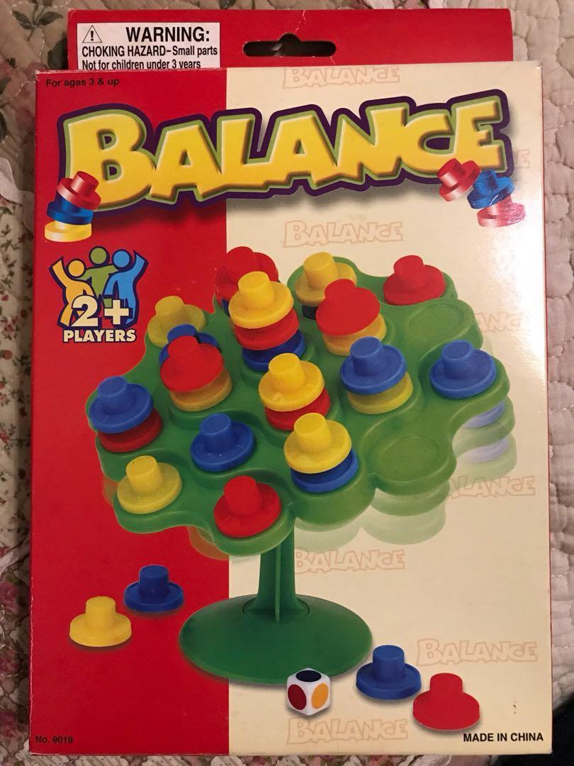 Balance 益智遊戲