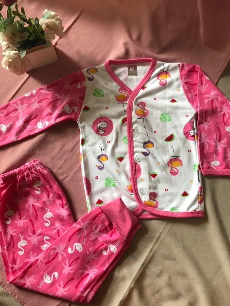 #BAPAU baju tidur aruchi flaminggo