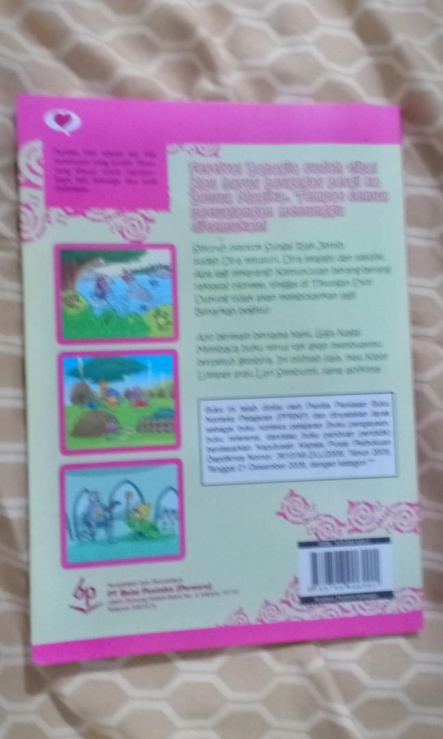 #BAPAU Buku Cerita Saatnya Festival Bahagia
