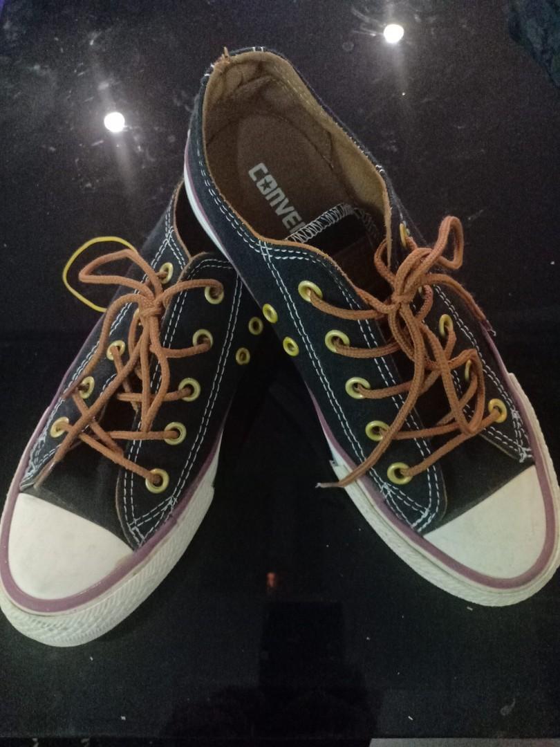 #bapau Converse women's shoes