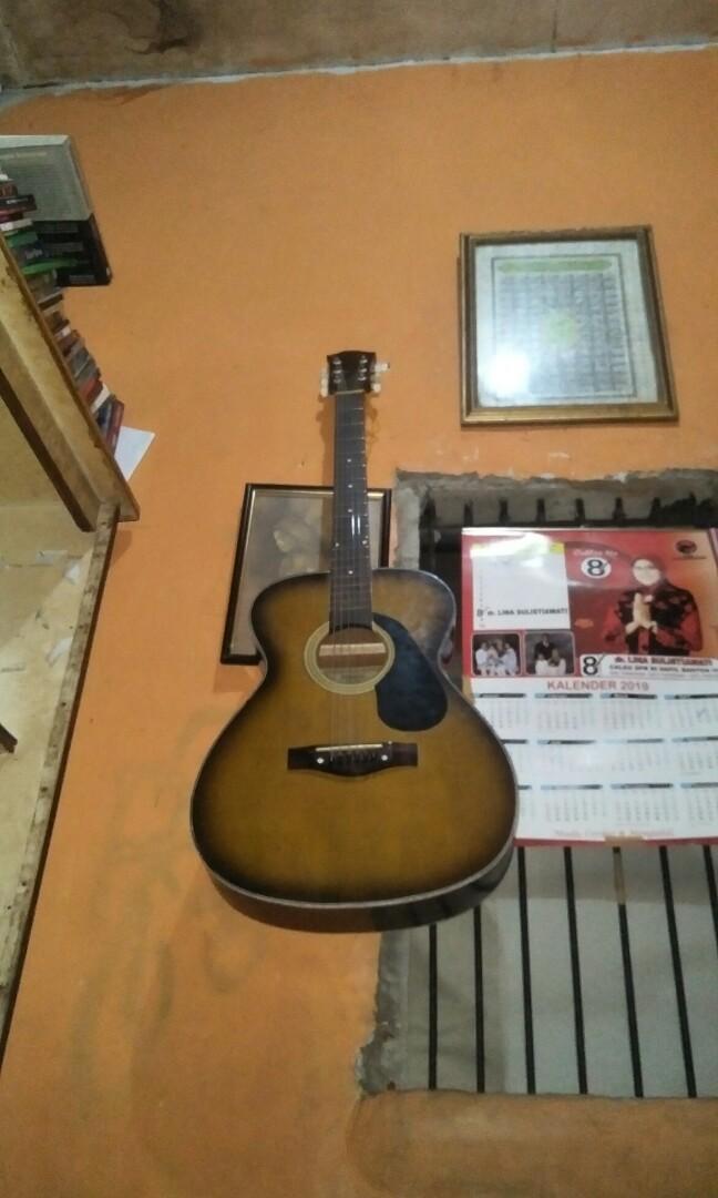 #BAPAU gitar keren