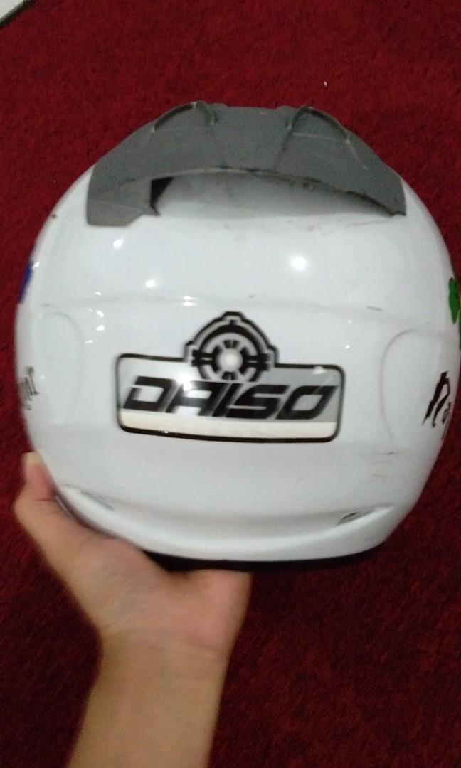 #bapau Helm motor