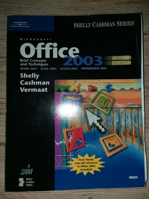 #BAPAU Microsoft Office 2003 2nd Edition